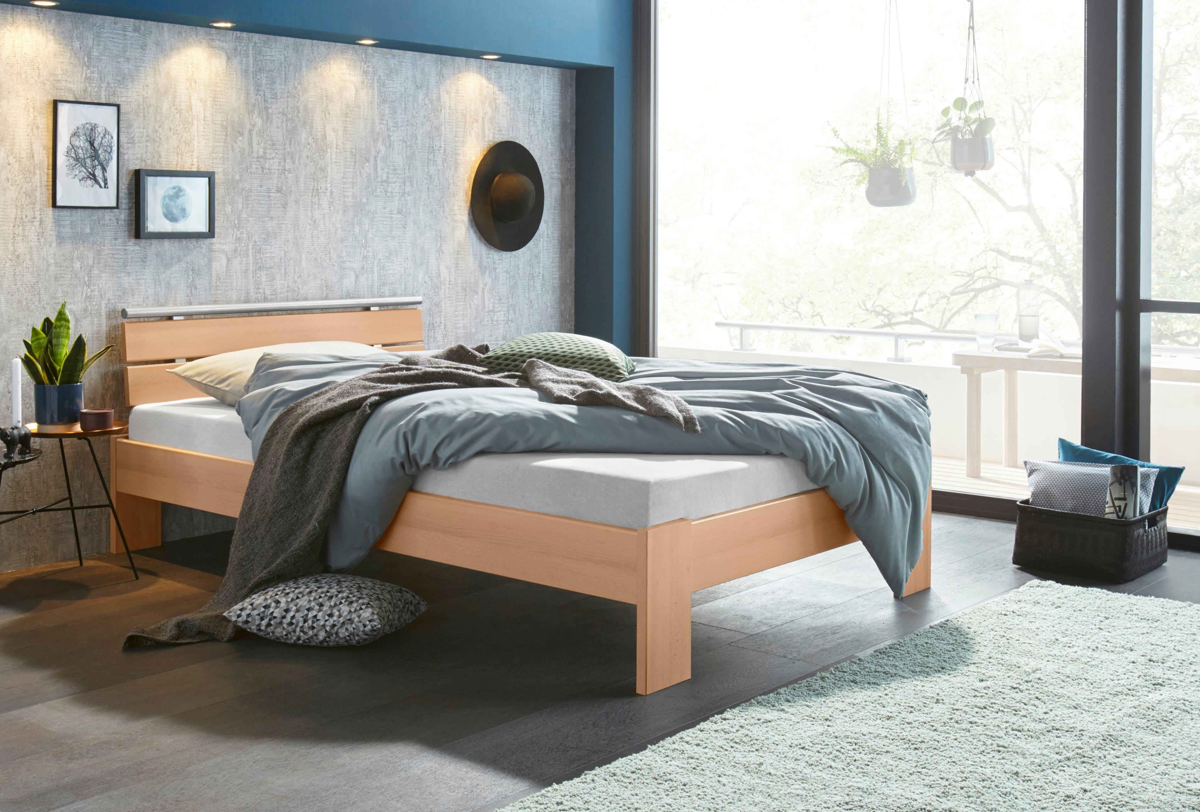 Futonbett | Schlafzimmer > Betten > Futonbetten | Federn - Massivholz