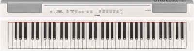 Yamaha Digitalpiano »P121WH«, Flügelklang mit authentischem Nachhall für atemberaubende Klangergebnisse