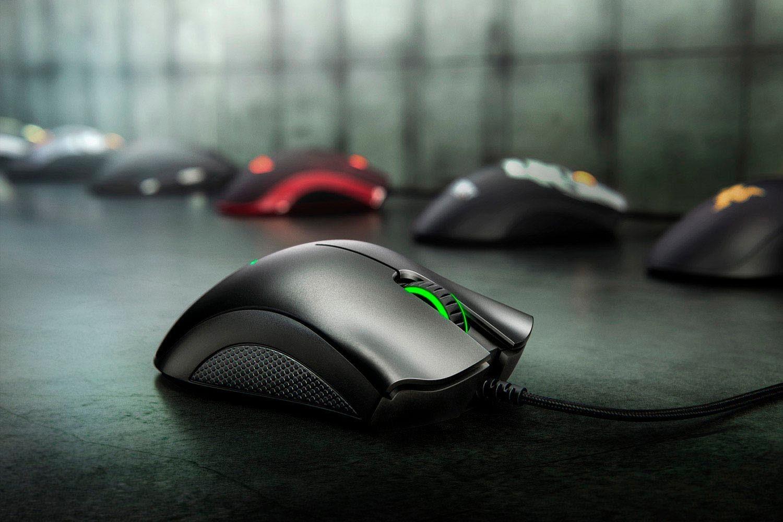 RAZER »DeathAdder Essential« Gaming-Maus (kabelgebunden)