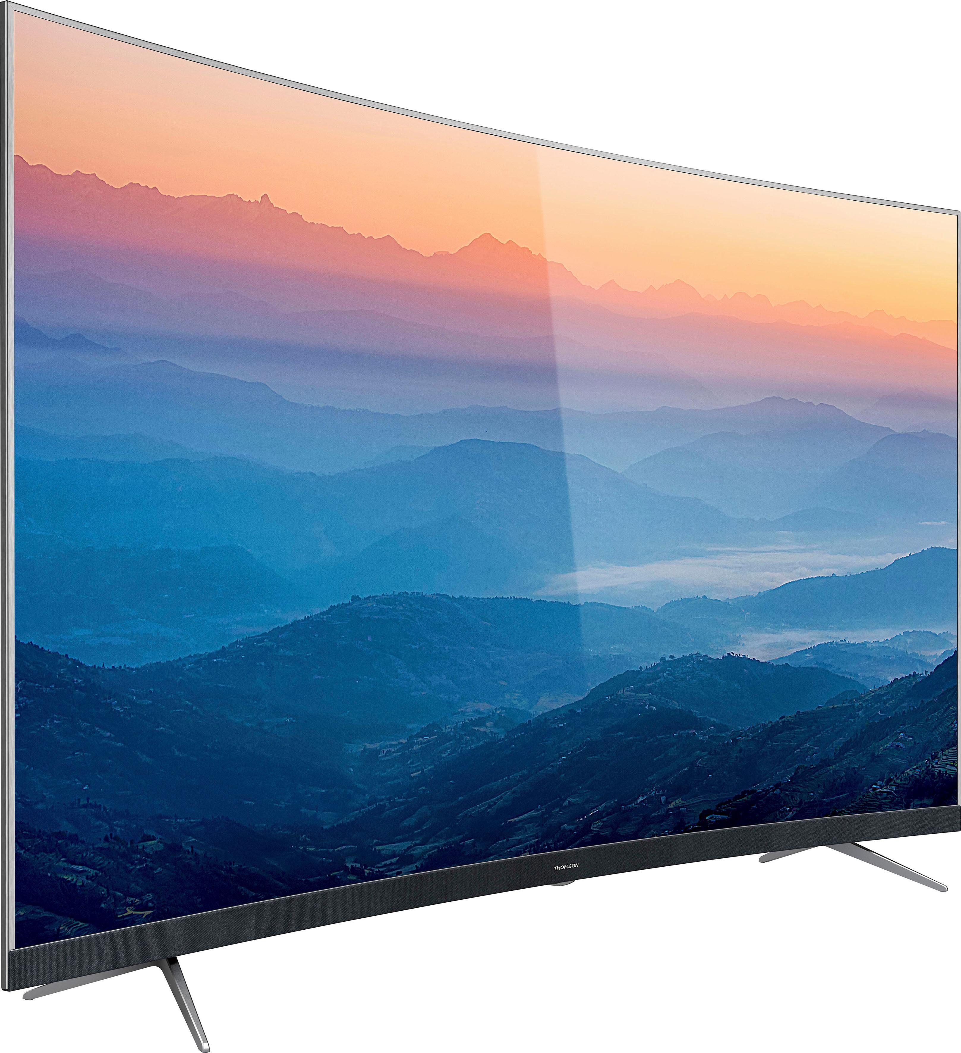 Thomson 65UD6696X1 Curved-LED-Fernseher (164 cm/65 Zoll, 4K Ultra HD, Smart-TV)