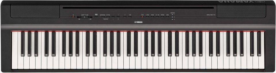 Yamaha Digital Piano,  P-121B  online kaufen