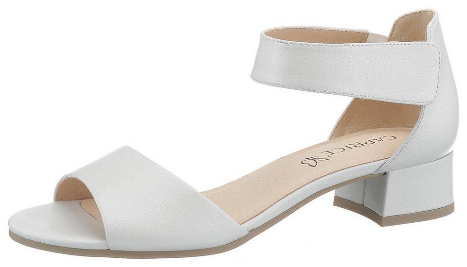 new product 14f59 465b8 Caprice Sandalette mit Klettverschluss kaufen | OTTO