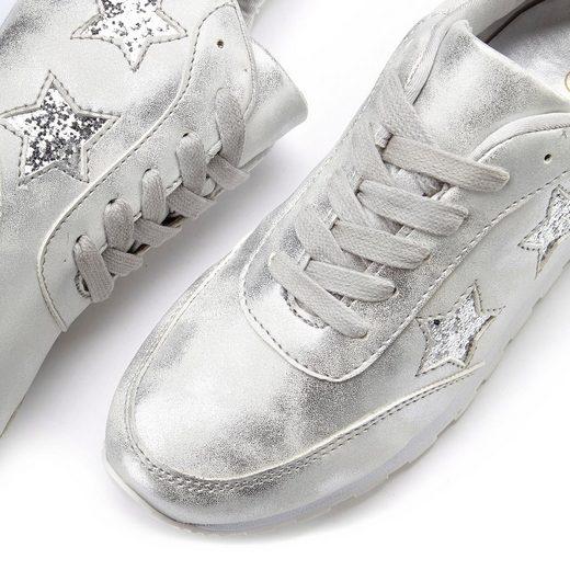 Sternen Lascana Mit Sneaker Wohlfühlinnensohle Und gT60Tw
