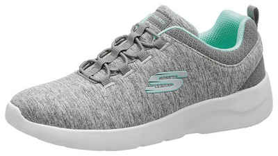 533fe835f982ff Skechers »Dynamight 2.0« Slip-On Sneaker in melierter Farbkombi