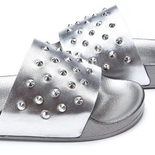 Nieten Slide Lascana Mit Pantolette Lascana Mit Slide Lascana Mit Pantolette Slide Pantolette Nieten Nieten qRqSId6