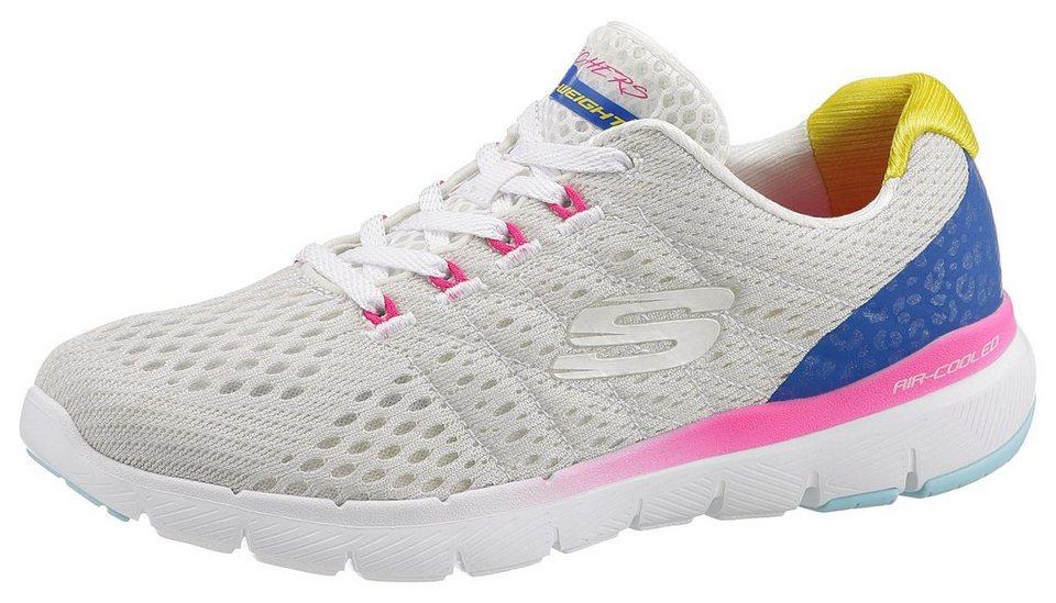 uk availability 3b375 d5fe0 Skechers »Flex Appeal 3.0« Sneaker mit farbigen Details online kaufen   OTTO