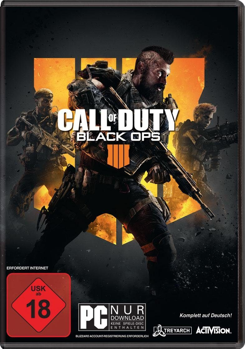 Call of Duty: Black Ops 4 (Code in the Box) PC