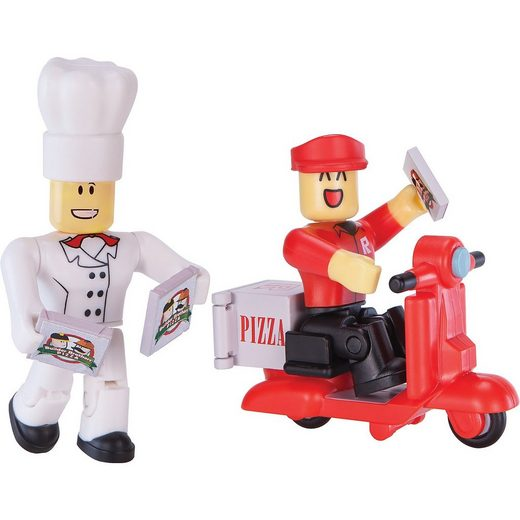 Jazwares ROBLOX 2er Pack Figuren - In der Pizzeria