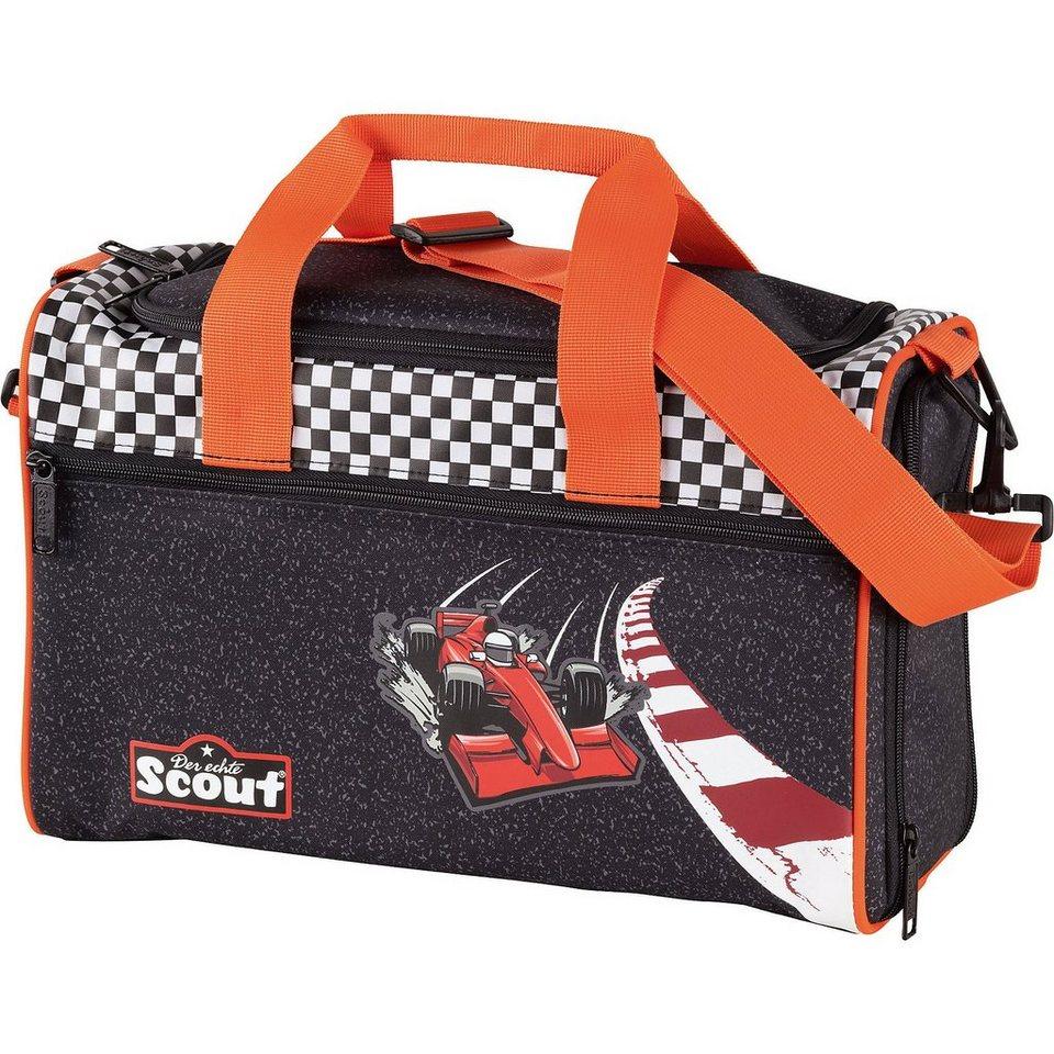 Scout Sporttasche ROT Racer (Kollektion 2019)