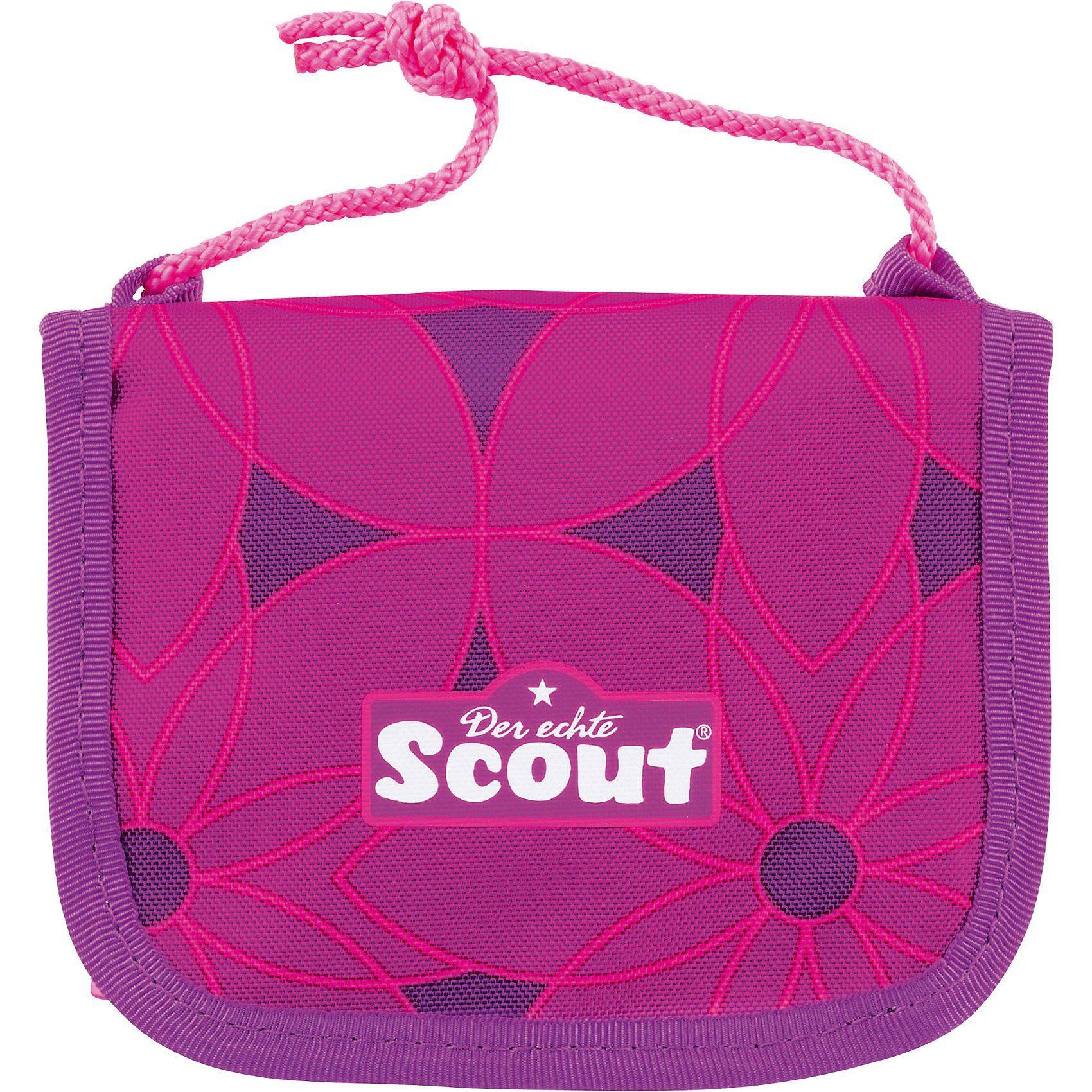 Scout Brustbeutel Pink Flowers (Kollektion 2019)