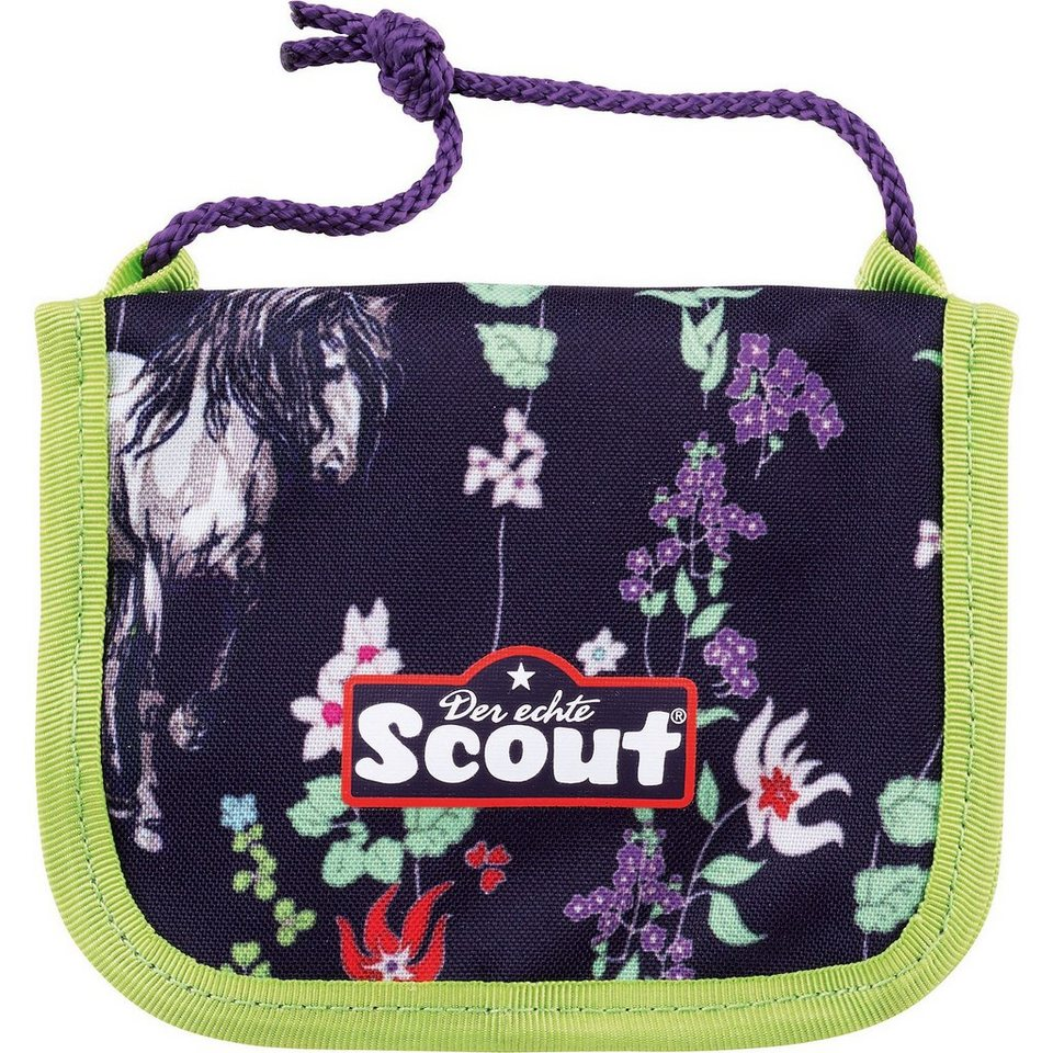 Scout Brustbeutel Flower Horses (Kollektion 2019)