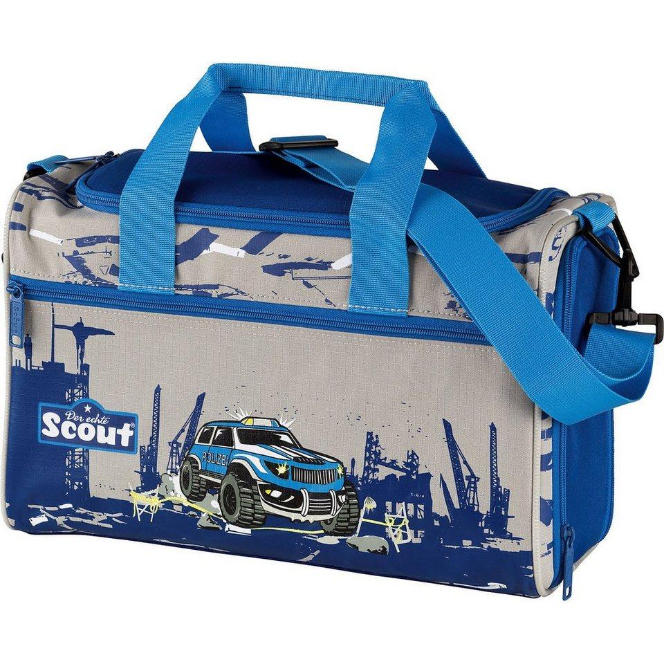 Scout Sporttasche Big Foot Polizei (Kollektion 2019) online kaufen