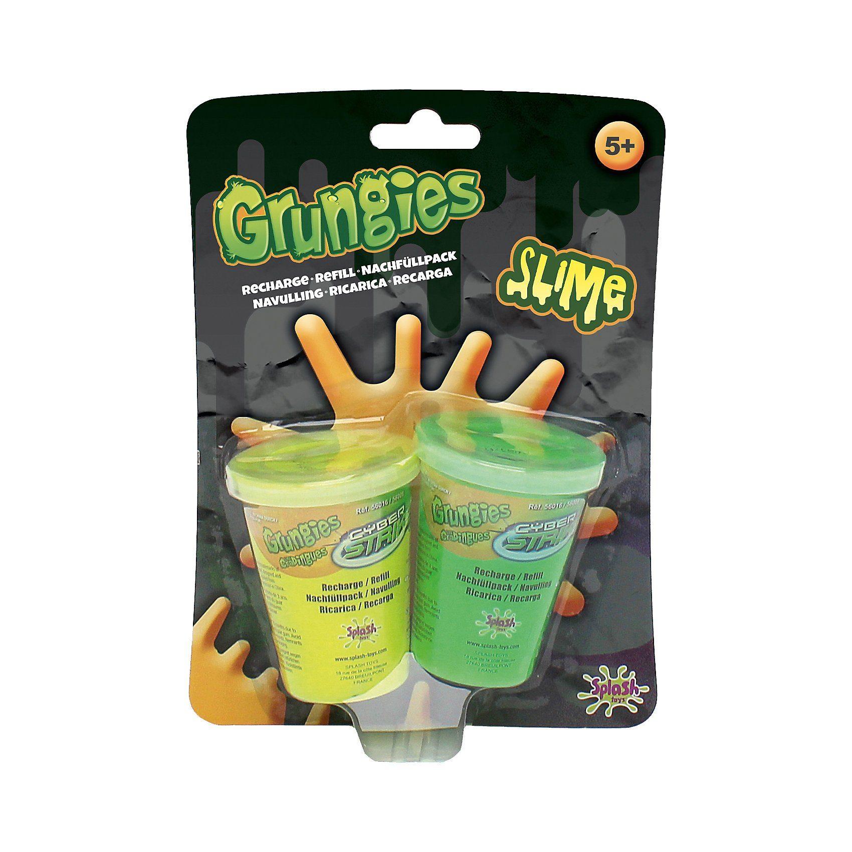 Splash Toys Grungies Slime Controll Nachfüllpack