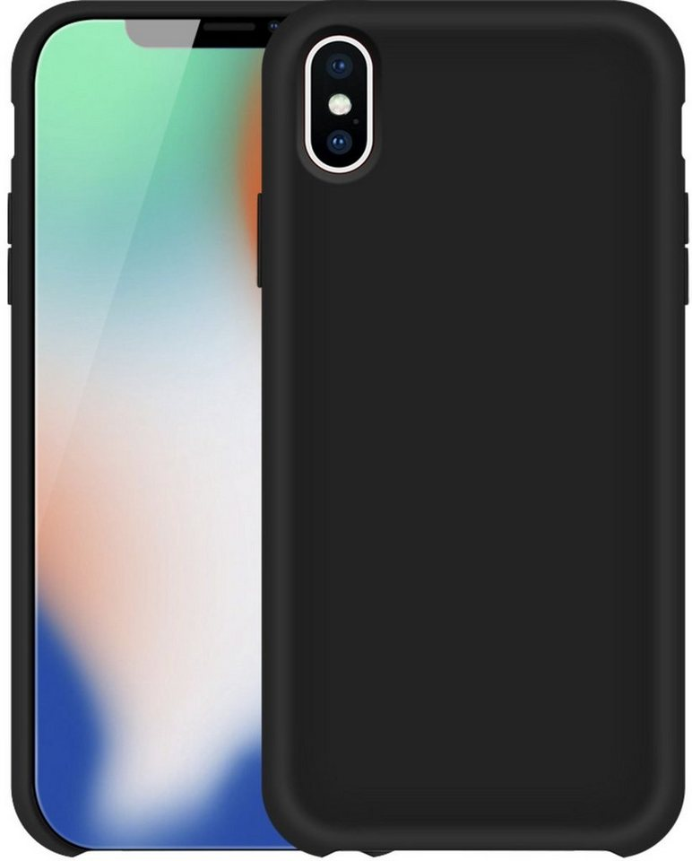 pedea handytasche liquid silicone case f r iphone x. Black Bedroom Furniture Sets. Home Design Ideas