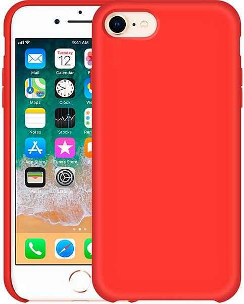»liquid Pedea Silicone 8« Handytasche 7 Rot Iphone Case Für Yfgyb76