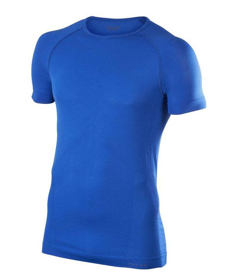 FALKE Funktionsshirt »Cool« für angenehme Kühlung | Sportbekleidung > Sportshirts > Funktionsshirts | Blau | FALKE