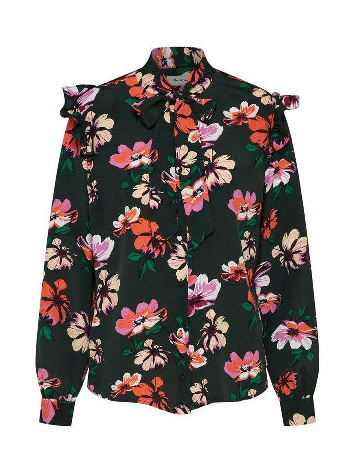 Modström Rüschenbluse »Julie print shirt« Rüschen   Bekleidung > Blusen > Rüschenblusen   Bunt   Modström