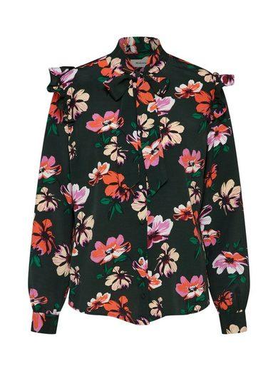 Modström Rüschenbluse »Julie print shirt« Rüschen