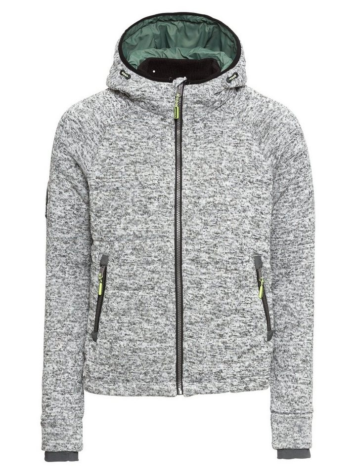 wholesale dealer a4837 33de8 Superdry Steppjacke »STORM QUILTED ZIPHOOD« kaufen | OTTO