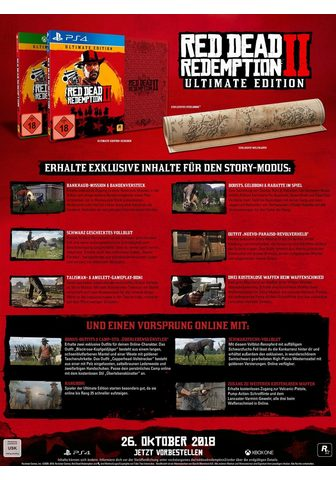 ROCKSTAR GAMES Red Dead Redemption 2 Ultimate Edition...