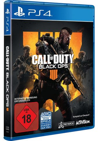 ACTIVISION Call of Duty: Black Ops 4 PlayStation ...