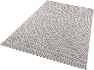 a8c3207dd7dd50 Teppich »Breeze«, freundin Home Collection, rechteckig, Höhe 8 mm, In