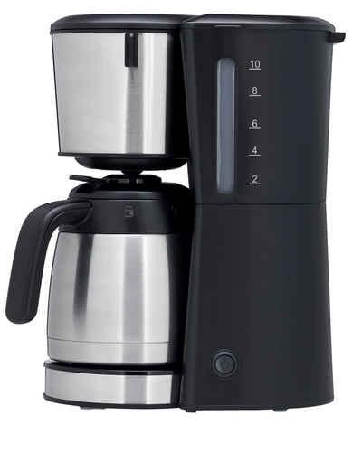 WMF Filterkaffeemaschine Bueno Pro, 1,25l Kaffeekanne, Papierfilter 1x4, mit Thermokanne