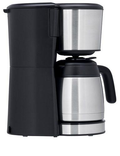 WMF Filterkaffeemaschine WMF Bueno Pro Kaffeemaschine Thermo, 1,25l Kaffeekanne, Papierfilter 1x4