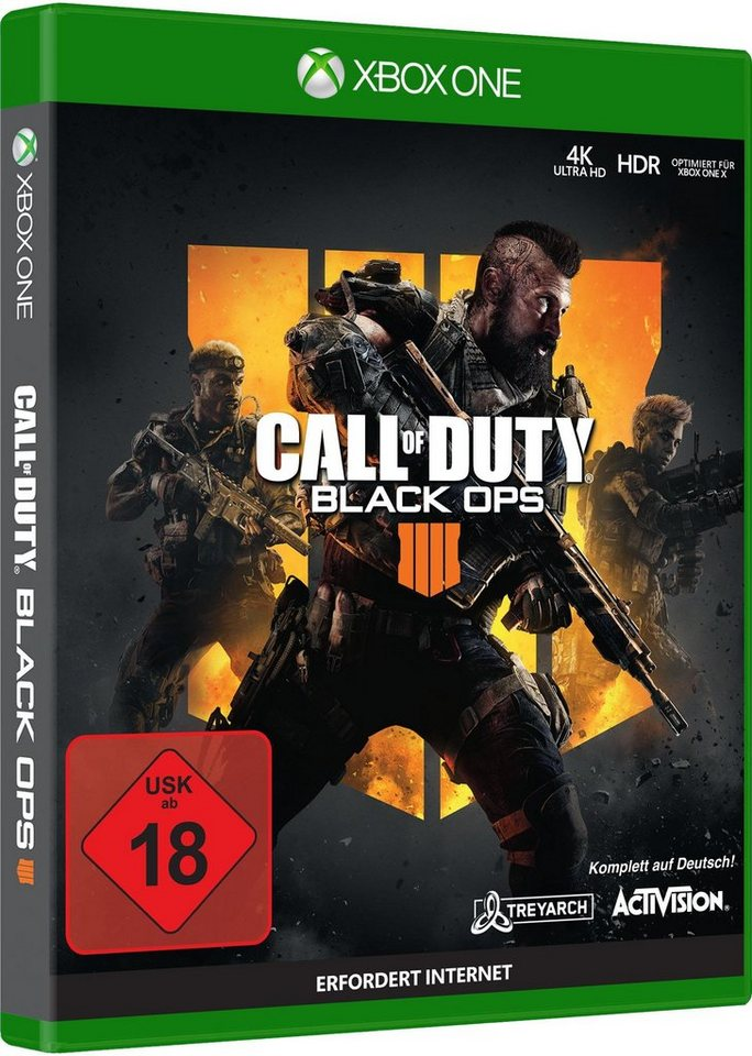 call of duty black ops 4 xbox one online kaufen otto. Black Bedroom Furniture Sets. Home Design Ideas