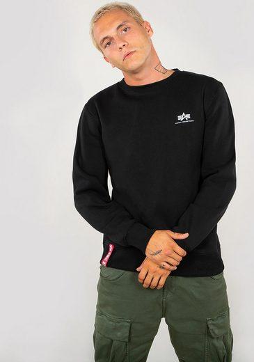 Alpha Industries Sweatshirt »Basic Sweater Small Logo«