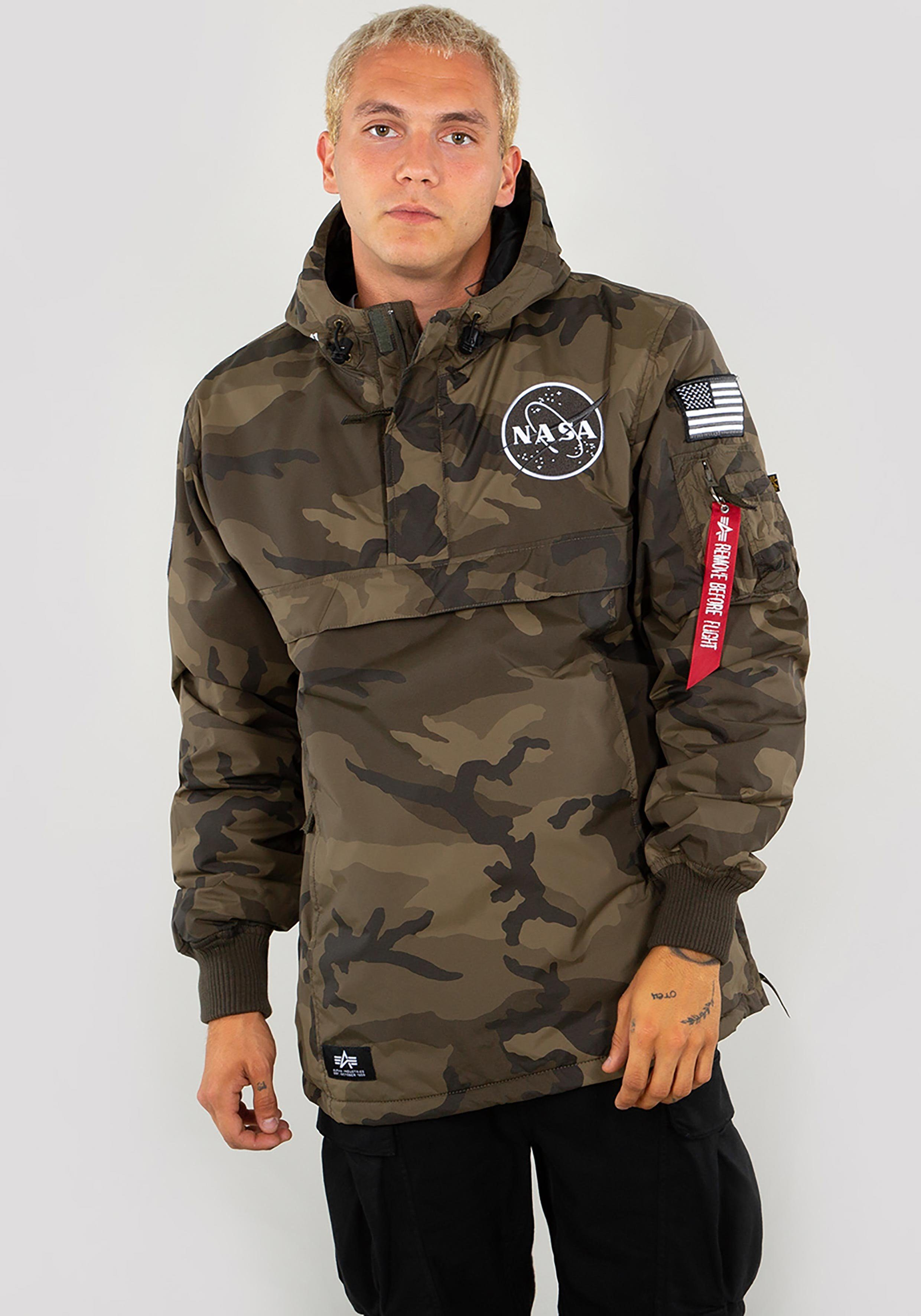 Alpha Industries Windbreaker »NASA Anorak« kaufen | OTTO