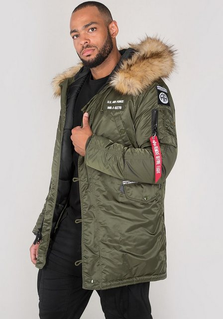 Alpha Industries Parka »N3B Airborne« | Bekleidung > Jacken > Parkas | alpha industries