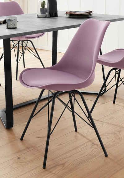 Stuhl In Lila Online Kaufen Otto