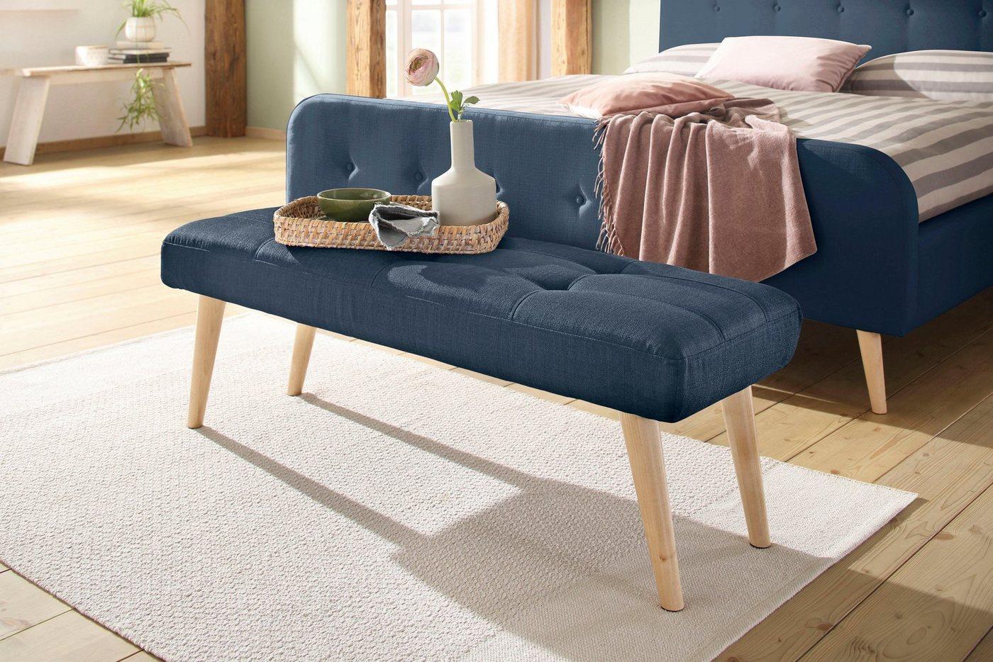 Bettbänke und Truhen - Home affaire Bank »Amrum« in fünf verschiedenen Farben, in drei verschiedenen Größen  - Onlineshop OTTO