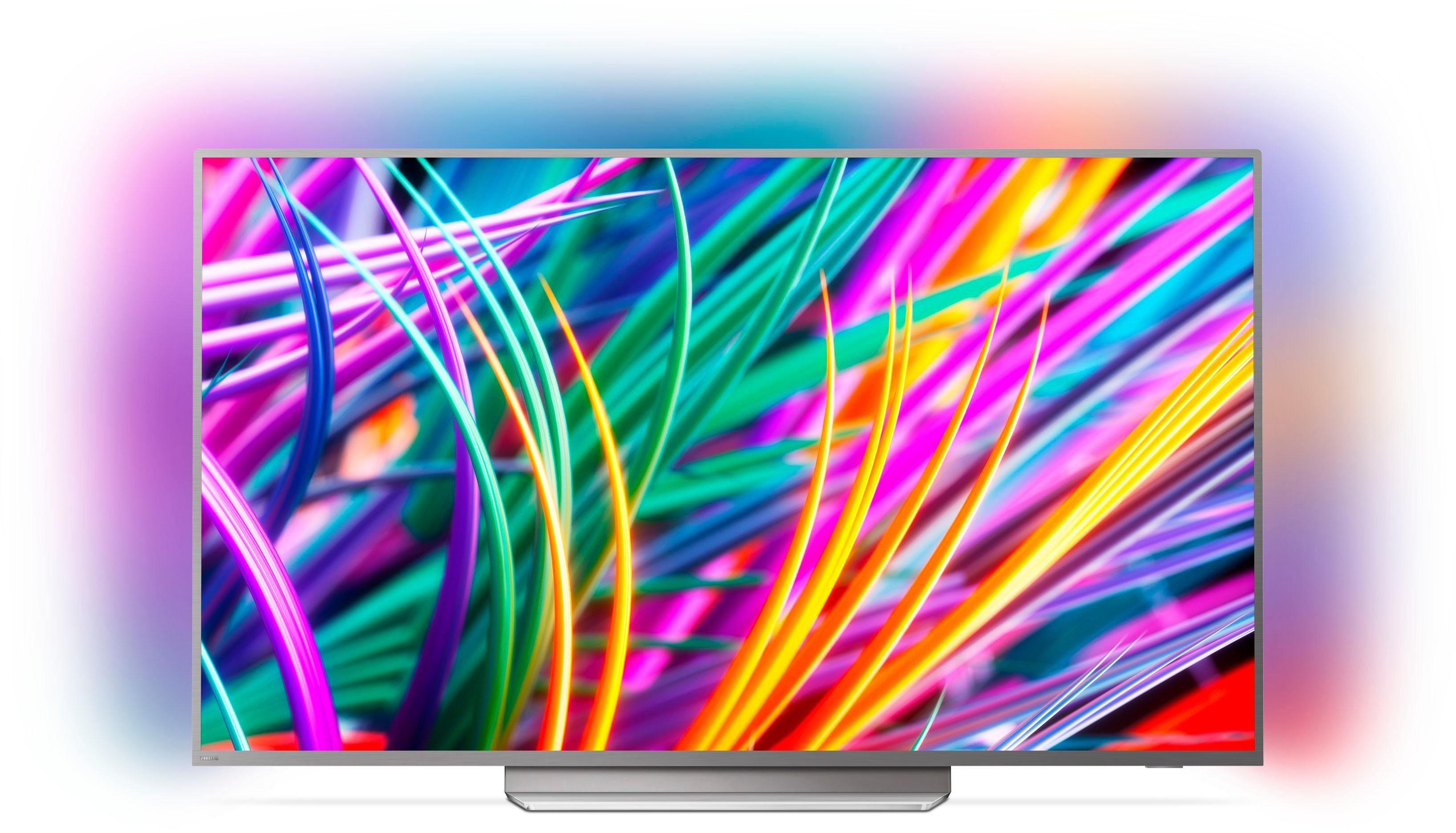 Philips 65PUS8303 LED-Fernseher (164 cm/65 Zoll, 4K Ultra HD, Smart-TV, USB-Recording)
