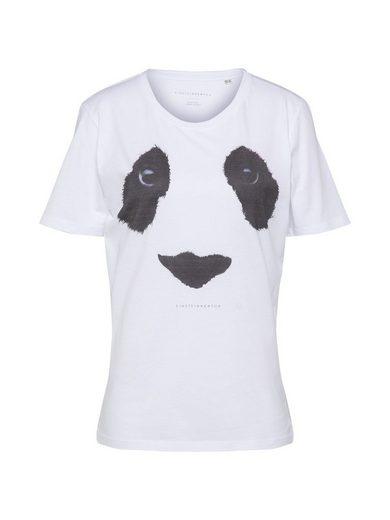Einstein&Newton Print-Shirt »Panda Eyes Paxton«