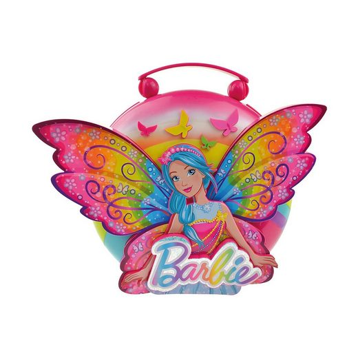 Happy People Barbie Schminkkoffer mit Licht und Spiegel