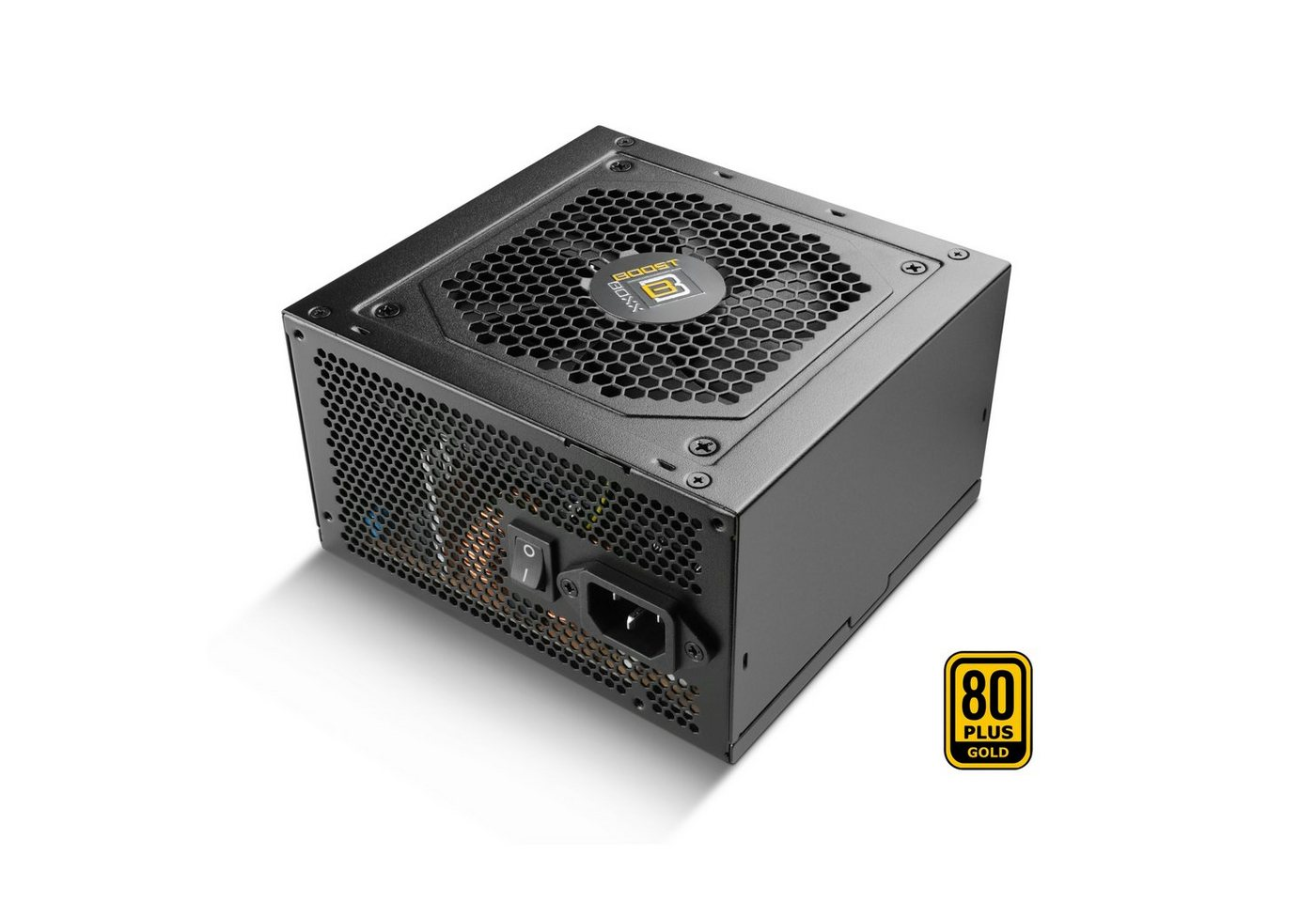 BoostBoxx 600W Power Boost PC-Netzteil »80 Plus Gold Edition«