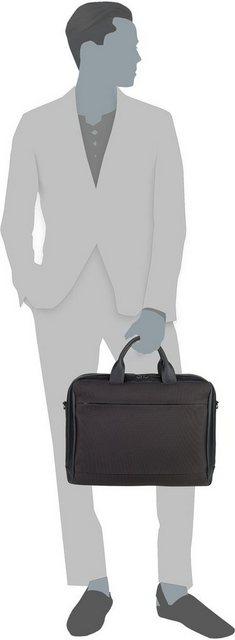 Jost Aktentasche »Special 4186 Businesstasche« | Taschen > Business Taschen > Sonstige Businesstaschen | Schwarz | Nylon - Polyester | Jost