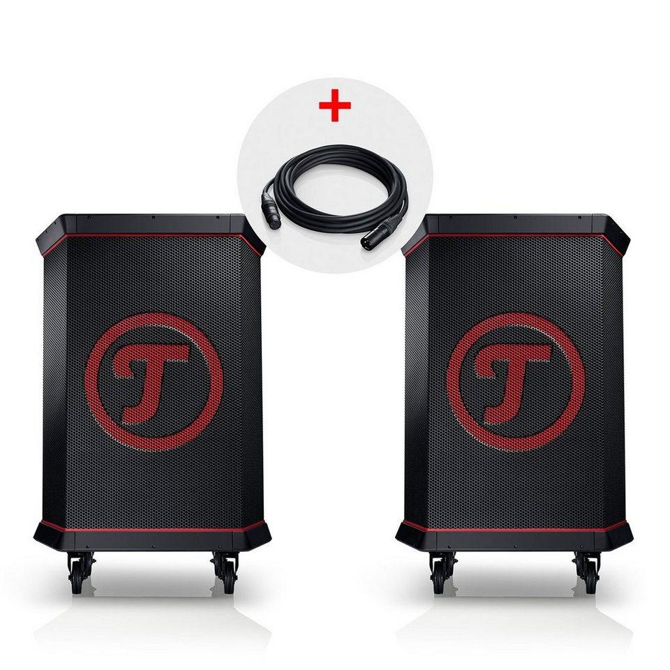 teufel bluetooth lautsprecher rockster stereo paar. Black Bedroom Furniture Sets. Home Design Ideas