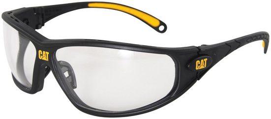 CATERPILLAR Schutzbrille »Tread«, klar