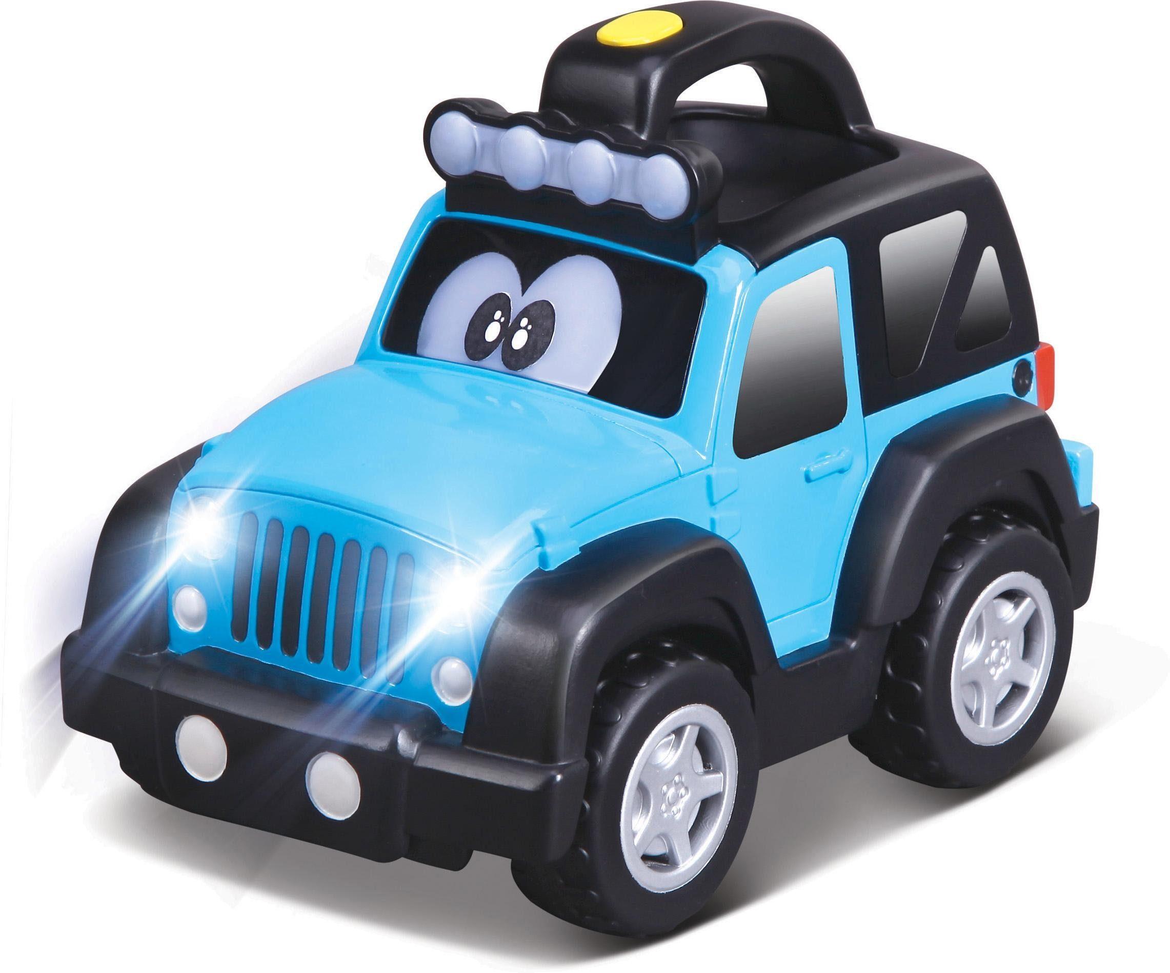 bbJunior Spielzeugauto mit Nachtlichtfunktion, »Jeep® Night Explorer«