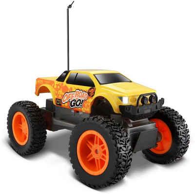 Maisto Tech RC-Monstertruck »Off Road Go« (Set, Komplettset)