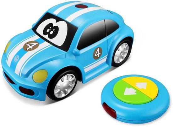 bbJunior RC-Fahrzeug »VW New Beetle Easy Play« (Set, Komplettset), mit Licht und Sound