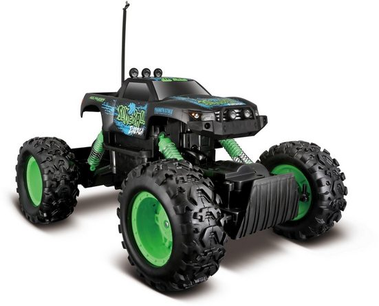 Maisto Tech RC-Monstertruck »Rock Crawler« (Set, Komplettset)