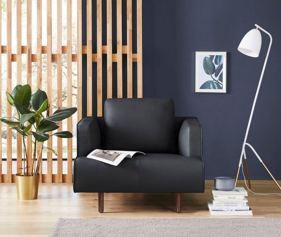 Hülsta Sofa Sessel Hs440 Wahlweise In Stoff Oder Leder Fuß
