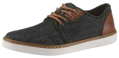 e7304d54d0b435 Rieker Sneaker mit gepolsterter Lederinnensohle