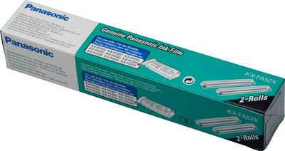 Panasonic Fax Thermotransfer-Rolle »KX-FA52X Doppelpack«