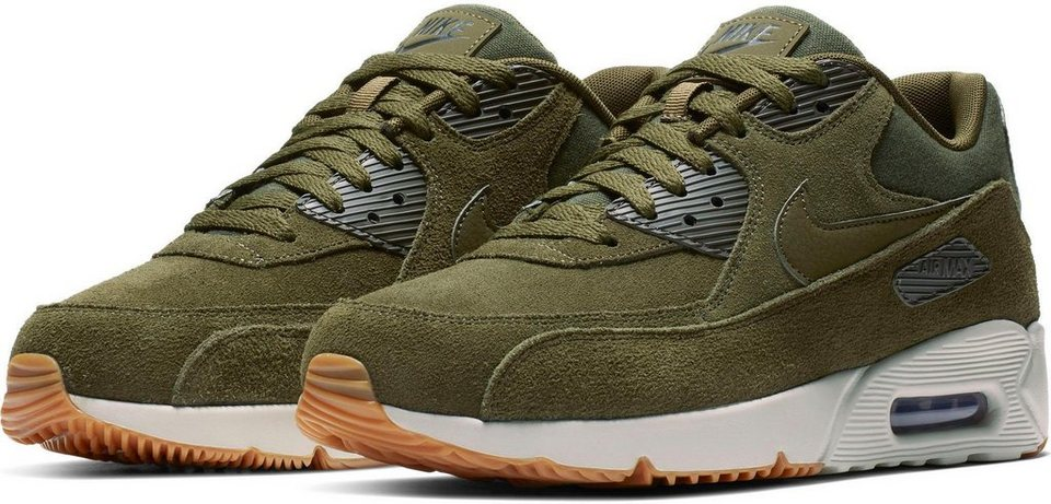 cheap for discount bcc03 8bc86 Nike Sportswear »Air Max 90 Ultra 2.0 Leather« Sneaker, Weiches  Obermaterial aus Leder online kaufen | OTTO
