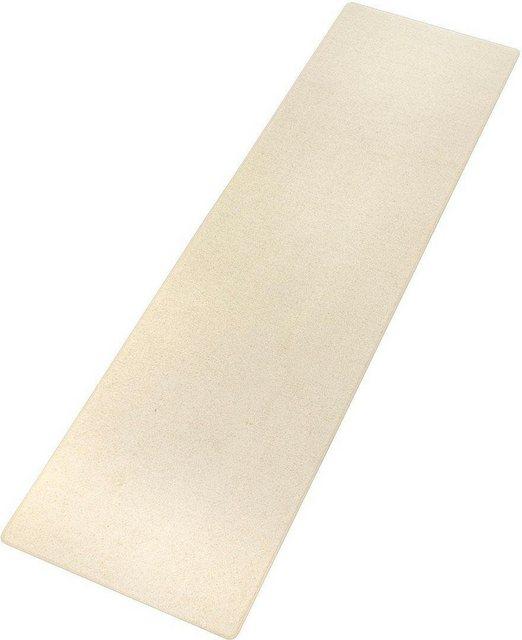 Läufer »Shepherd«, Living Line, rechteckig, Höhe 9 mm | Heimtextilien > Teppiche > Läufer | Weiß | Wolle | Living Line